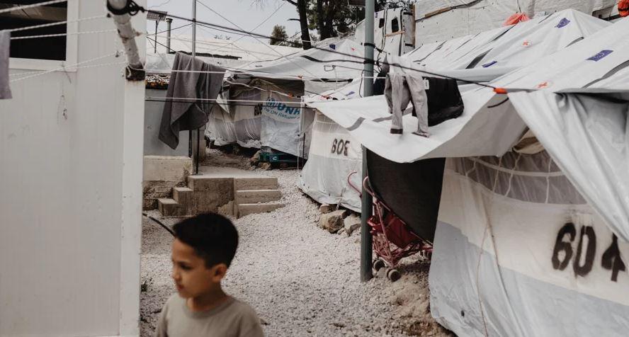 Camp de réfugiés de Moria